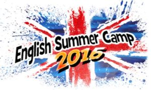 English Zone 2016 Summer Camp